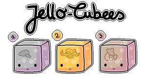 Jello-Cubees Adoptables [SET PRICE] by Metterschlingel