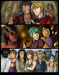 So Many Characters by GuardianAngel9x