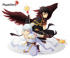 Commission - Kimicatdemon by Uberzers