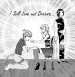 I Sell Love and Dreams... by WAngelChan