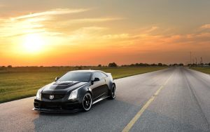 2013 Hennessey Cadillac CTS-V Coupe VR1200 by ThexRealxBanks