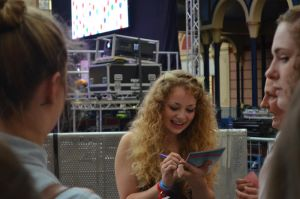 SiTC2013 - Carrie Hope Fletcher by Granjolras