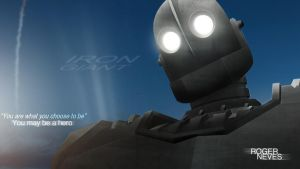 Iron Giant by roh182