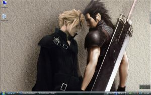 FF7 - Confrontation by Epsilon86