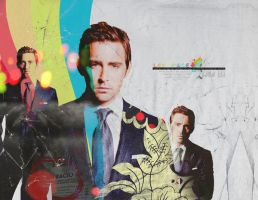 A Lee Pace-Wallpaper by lolitas-blood