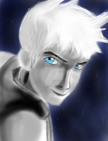 Jack frost-Black and White by Piano-1468