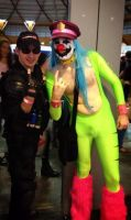 Rocking it with Dr. Rockso by D4RKPR1NCE-86