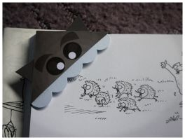 Fella Emote Bookmark by conniekidd