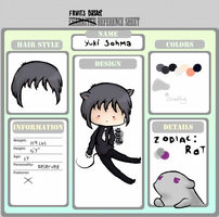Yuki Sohma Profile by oEnvy