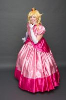 Lean - Peach Cosplay by FuzzyRedPants
