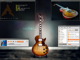 Les Paul by solidslash