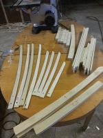 Katanas and tantos WIP by GS-PROPS