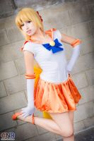 Sailor Venus Cosplay 7 by pink-hika
