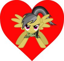 i LOVE DARING DO by FLUTTERSPARKLEDO