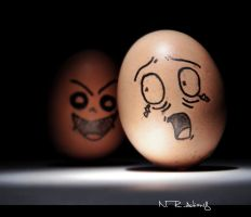 EGGS the Vampire by nhiqiyut-photography