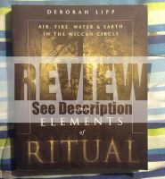 Book Review: Elements of Ritual by sarahsmiles916