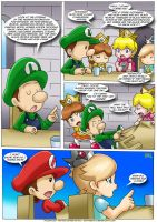 Mario Project 2 pg. 26 by RUinc
