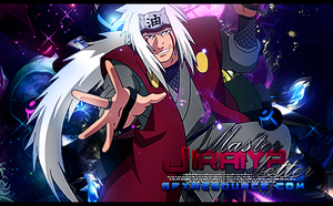Master Jiraiya by RodTheSecond