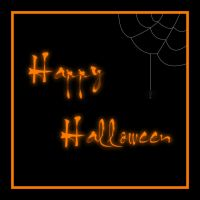 Happy Halloween Coaster by GieGie