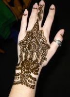 hand henna by darksidetwin
