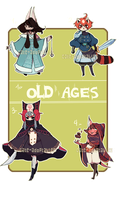 THE OLD AGES!!-CLOSED THANKS!!!:HEART: by Cate-adoptables