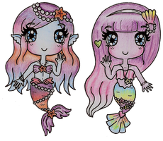 Mermaids by Maddie-Pie