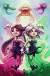 Callie and Marie - STAY FRESH! by RinTheYordle