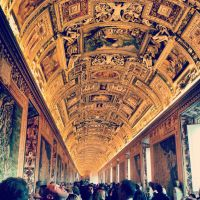 Gold Vatican Museums by 00Petrix00