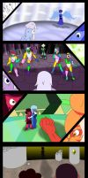 Steven Universe - The Final Battle by megasean3000