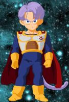 An Empire Reborn: The Prince of all Saiyans by ncfwhitetigress