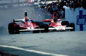 Niki Lauda | James Hunt (United States 1976) by F1-history