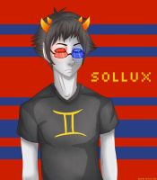 Sollux Captor by SatiricalKat
