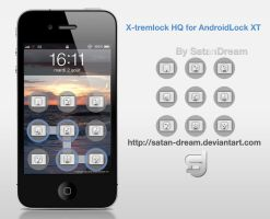 X-tremlock HQ for AndroidLock by Satan-Dream
