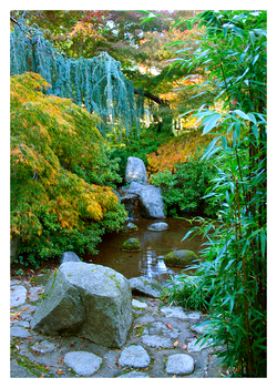 Japanese Gardens 2 by YellowEleven