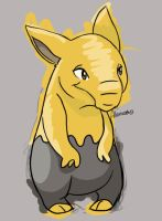 Drowzee by skeletall