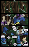 Round 1: 'Fight For Your Life', Page 1 by GrolderArts