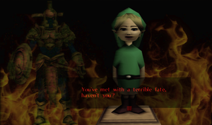 [Theory] Majora's Mask ~ Link's Damnation? (2) by Arbitran