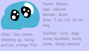 Blobby's profile by Elemental-Ako