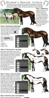 Horse Marking Tutorial by Decorum100