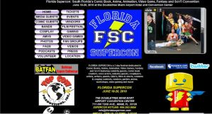 FSC Website by Sepheroth885