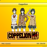 Coppelion Anime Folder Icon by GarouD