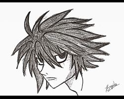 Lawliet by Enzoide