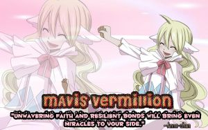 Mavis Vermillion by Editorgirl0705