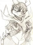RD: EMS: Super Quick 5 point sketch by mhedgehog21