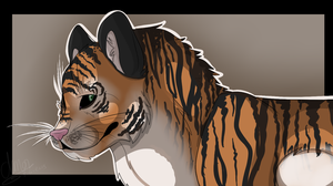 Tiger 2 by BlueGriffyon
