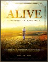 Alive Church Flyer Template by loswl