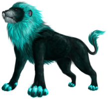 Steel the Lion by TinTans