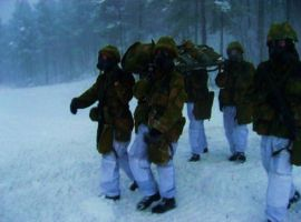 Soldiers... by Blodsravn