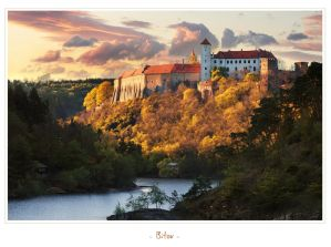 - castle Bitov - by UNexperienced