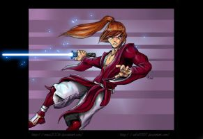 Jedi Kenshin from Mace2006 by Sofie3387
